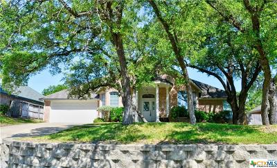 Harker Heights Single Family Home For Sale: 610 N Lantana Street