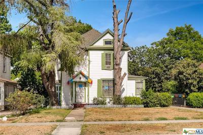 San Antonio Single Family Home For Sale: 724 N Pine Street