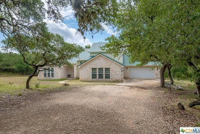 San Marcos Single Family Home For Sale: 1343 Cascade