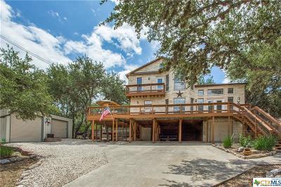 Canyon Lake Single Family Home For Sale: 2232 Glenn