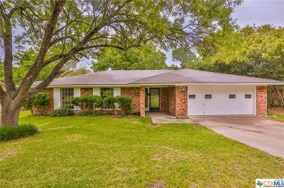 Belton Single Family Home For Sale: 605 E 27th