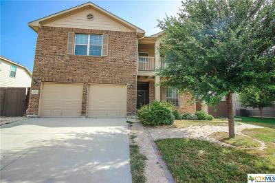 Killeen Single Family Home For Sale: 403 Taurus Drive