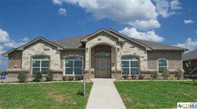 Killeen TX Single Family Home For Sale: $310,000