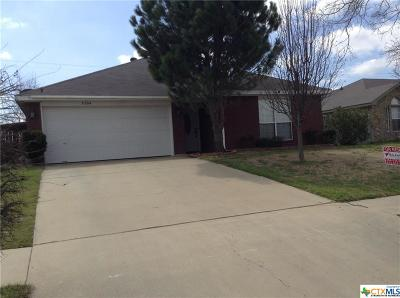 Killeen Rental For Rent: 3504 Gus
