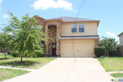 Killeen Single Family Home For Sale: 5516 Birmingham