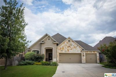 New Braunfels TX Single Family Home For Sale: $379,000