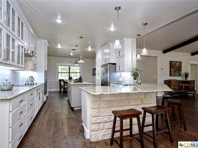 Wimberley Single Family Home For Sale: 344 Cypress Creek