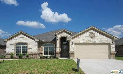 Killeen Single Family Home For Sale: 5102 Fresco