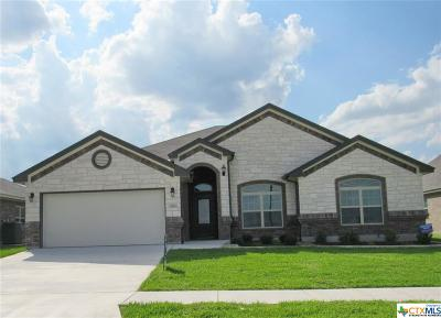 Killeen Single Family Home For Sale: 5103 Nuevo