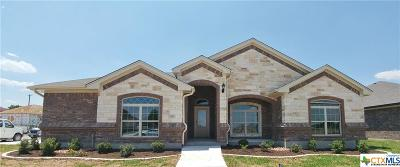 Killeen Single Family Home For Sale: 5105 Nuevo