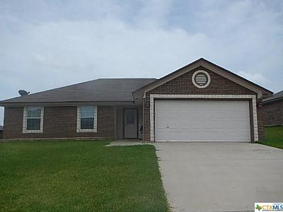 Killeen Rental For Rent: 404 Rowdy Drive