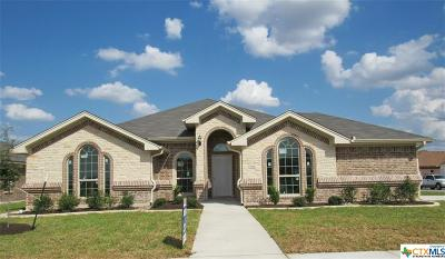 Killeen TX Single Family Home For Sale: $278,000