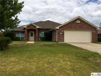 Harker Heights Single Family Home For Sale: 511 Mustang