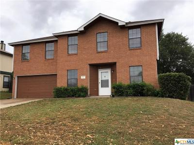 Copperas Cove Single Family Home For Sale: 906 Tanner