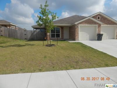 Killeen Rental For Rent: 3806 John Chisholm #A
