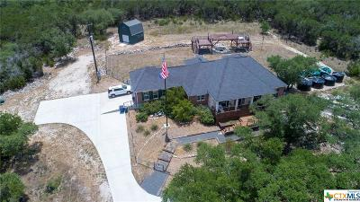 New Braunfels Single Family Home For Sale: 1610 Hilltop Ridge Drive