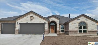 Killeen Single Family Home For Sale: 5002 Nuevo