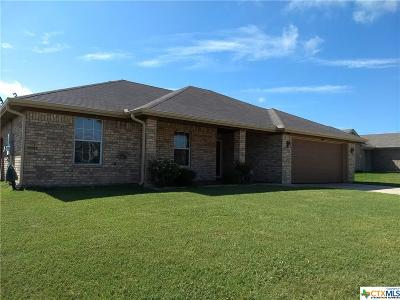 Copperas Cove Single Family Home For Sale: 2408 Griffin Drive