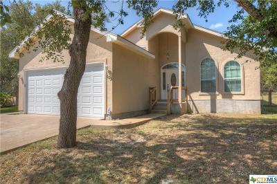 Canyon Lake Single Family Home For Sale: 103 E Outer Drive