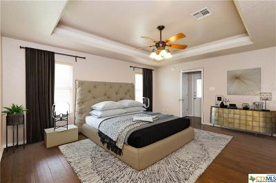 Killeen Single Family Home For Sale: 6304 Sulfur Spring Drive