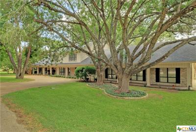 Salado Single Family Home For Sale: 1415 Mill Creek Drive