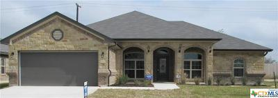 Killeen Single Family Home For Sale: 5004 Nuevo