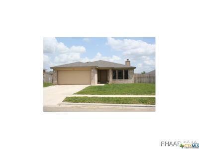 Copperas Cove Single Family Home For Sale: 1119 Katelyn
