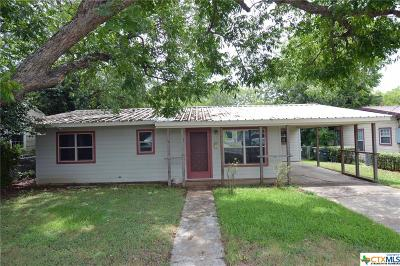 San Marcos Single Family Home For Sale: 1249 W Hopkins