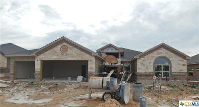 Killeen Single Family Home For Sale: 5003 Fresco