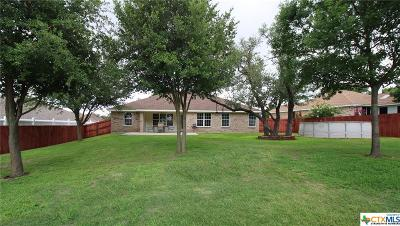 Killeen Single Family Home For Sale: 4901 Lightning Rock Trail