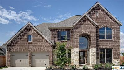 Seguin Single Family Home For Sale: 2940 Countryside Path
