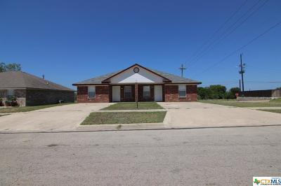 Killeen Single Family Home For Sale: 3501 Westwood