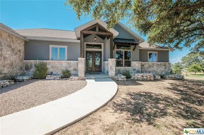 New Braunfels Single Family Home For Sale: 2312 Appellation