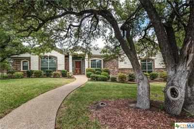 Harker Heights Single Family Home For Sale: 407 Bareback Trail