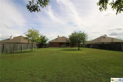 Harker Heights TX Single Family Home For Sale: $199,500