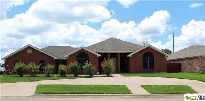 Killeen Single Family Home For Sale: 3402 Robin Hood