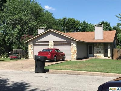 Temple Single Family Home For Sale: 917 Betsy Ross