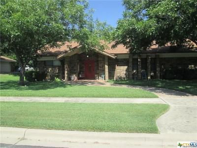 Killeen Single Family Home For Sale: 1701 S 2nd