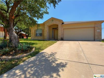 Killeen Single Family Home For Sale: 431 Trails End Drive