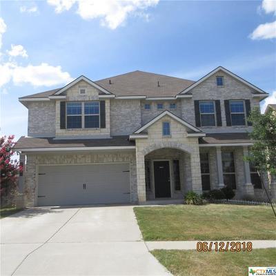 Killeen Single Family Home For Sale: 3503 Greyfriar Drive