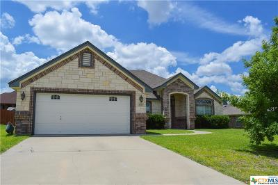 Harker Heights Single Family Home For Sale: 2507 Leatherwood Drive