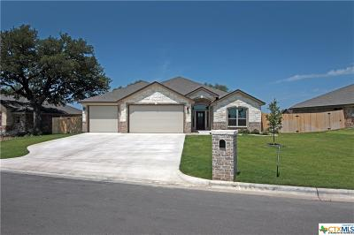 Belton Single Family Home For Sale: 1715 Lacy Ridge