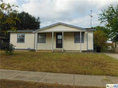 Killeen Single Family Home For Sale: 1207 Elyse Drive