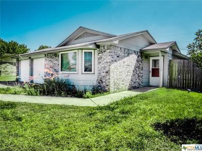 Killeen Single Family Home For Sale: 4609 Jana
