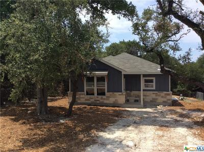 Canyon Lake Single Family Home For Sale: 897 Research