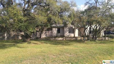 New Braunfels Rental For Rent: 1071 Cap Rock Hill