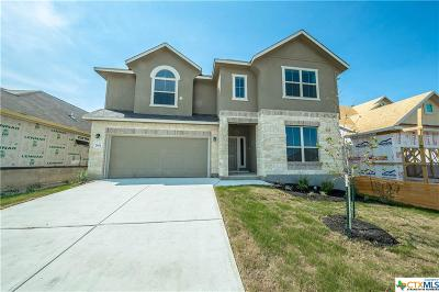 New Braunfels Single Family Home For Sale: 2952 Sunset Summit
