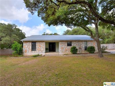 San Marcos Single Family Home For Sale: 307 Suttles