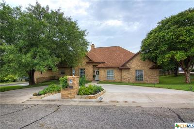 Harker Heights Single Family Home For Sale: 879 Rattlesnake Drive