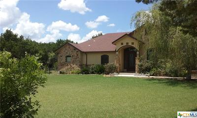 New Braunfels Rental For Rent: 2629 Wild Cat Roost